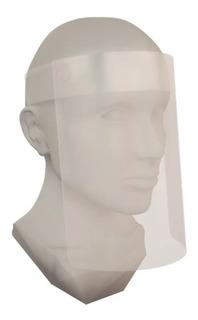 Mascara Protectora Barrera Sanitaria Facial Uv Reutilizable
