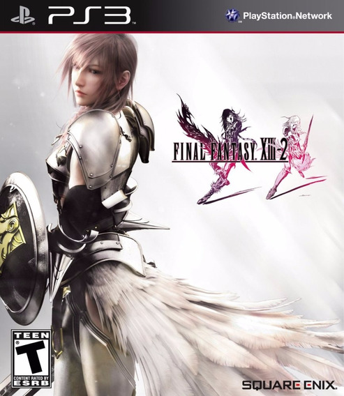 Jogo Final Fantasy Xiii-2 Playstation 3 Ps3 Pronta Entrega