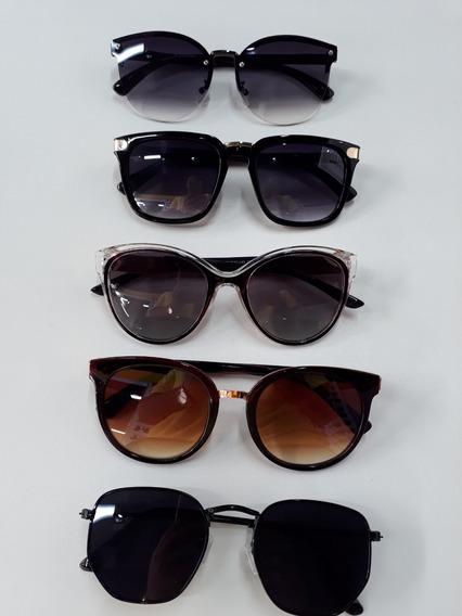 Kit C/ 10 Óculos De Sol Feminino Atacado Barato