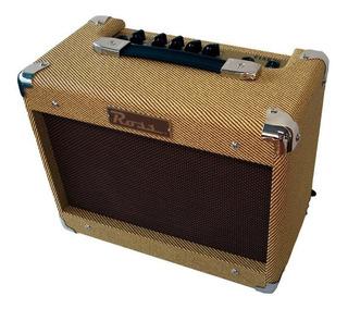 Amplificador Ross Gv-15r Vintage