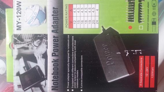 Carregador Universal Para Notbook