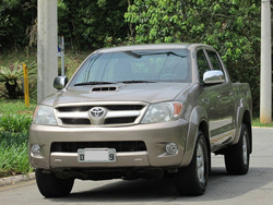 Toyota Hilux 3.0 Srv 4x4 Cd Turbo Intercooler Diesel 2006