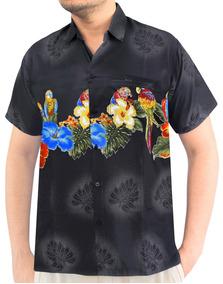 e5da619b38 Camisas Para Playa Hombre Casuales Manga Corta - Camisas en Mercado ...