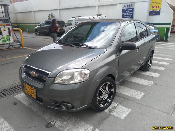 Chevrolet Aveo Evolution