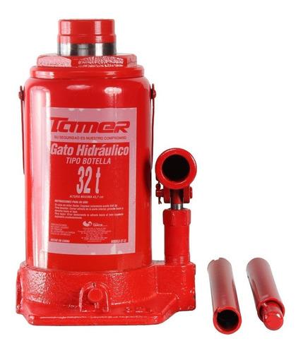 Gato Hidraulico De Botella Tamer 2000 Mikels 32 Ton