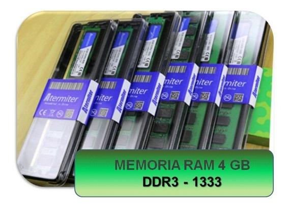 Memoria Ram 4gb Ddr3 1333