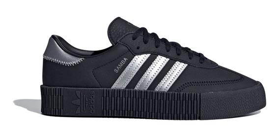 Zapatillas adidas Originals Moda Sambarose W Mujer Ng/pl