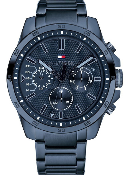 Relógio Masculino Tommy Hilfiger 1791560 Importado Original