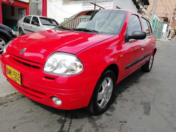 Renaul Clio Rxt 2002 Motor 1400