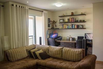 Ref 8438 - Apartamento Em Condomínio Padrão Para Locação No Bairro Jardim Ester, 2 Dorm( 1 Suíte), 2 Vaga, 77,41 M - 8438