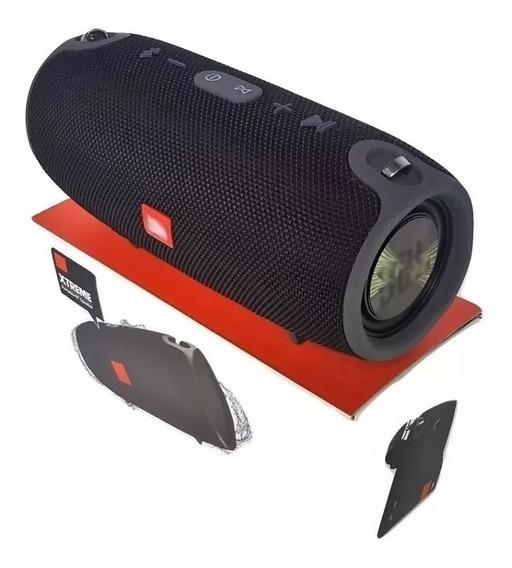 Caixa Som Xtrem Mini Potente Bluetooth, Usb, Aux, Radio Rp