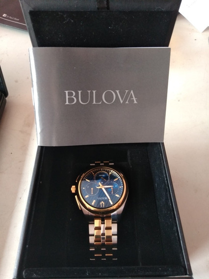 Relógio Bulova Curv 98a159