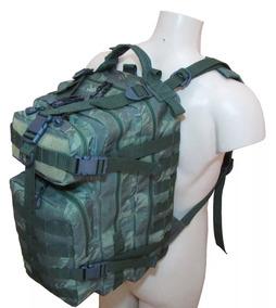Mochila Assaut 30l Militar Tática Trilha Moto Camping Viagem