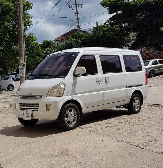 Chevrolet N300 Pasajeros(8)