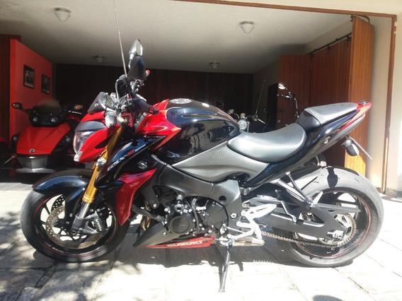 Suzuki Gsx S1000 Abs Vermelha 2018