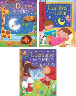 Colección Cuentos Infantiles Un Mundo Para Soñar Con Envío