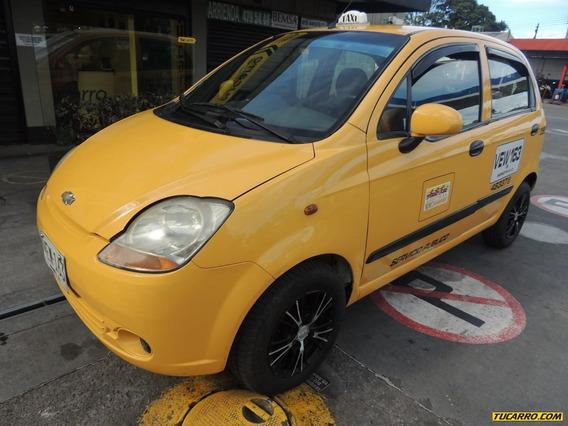Taxis Spark Modelo 2009