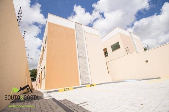 Apartamento Residencial À Venda, Parque Potira (jurema), Caucaia. - Ap0033