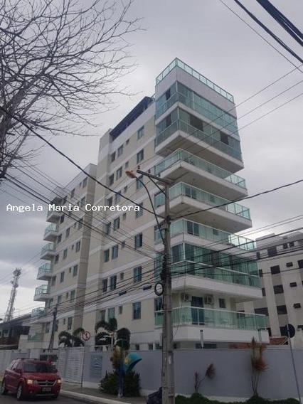 Cobertura Para Venda Em Rio Das Ostras, Extensão Do Bosque, 3 Dormitórios, 1 Suíte, 3 Banheiros, 1 Vaga - Amc2349