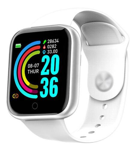D20 Bt Inteligente Relógio Homens À Prova D' Água Esporte Fi