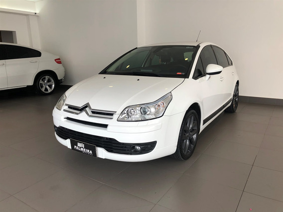 Citroën C4 2.0 Exclusive 16v Flex 4p Manual