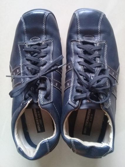 Zapatos Skecher Hombre Talla 10 Americana