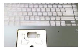 Notebook Acer Travelmate M5 481t Carcaza Inferior