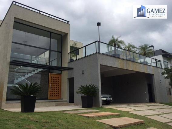 Casa Residencial À Venda, Condominio Porto Atibaia, Atibaia - Ca0624. - Ca0624