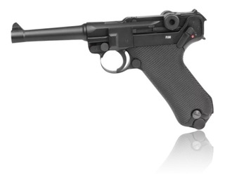 Pistola Umarex Co2 Legends P08 Blowback 4.5mm Bbs Xtreme C
