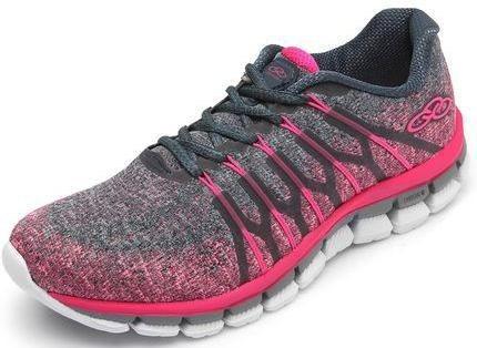 Tenis Olympikus Feminino Diffuse 2 / 463 - 43644463 Pink