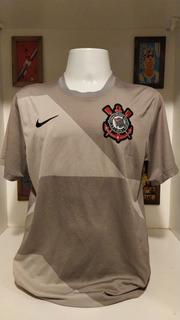 Camisa Futebol Corinthians 2012 Terceiro Modelo