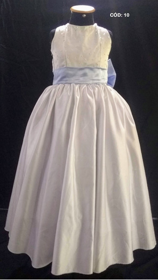 Vestido Dama De Honra Cód 10