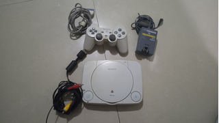 Playstation One En Buen Estado + Control