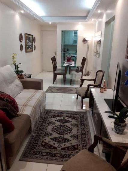 Apartamento Com 2 Dormitórios Para Alugar, 90 M² Por R$ 2.500,00/mês - Ponta Da Praia - Santos/sp - Ap0845