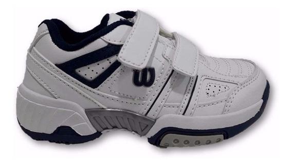 Zapatillas Wilson Niños Nenes Escolar Tenis