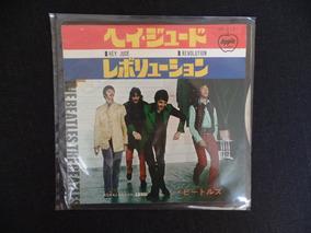 The Beatles - Hey Jude / Revolution - Compacto Japão