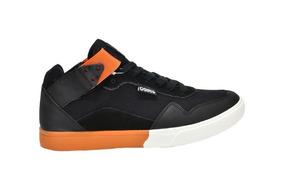 Zapatilla Osiris Daddy Black/orange 09040012