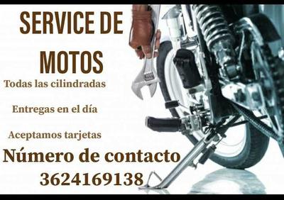Leonardo Frette Motos Service Y Reparación
