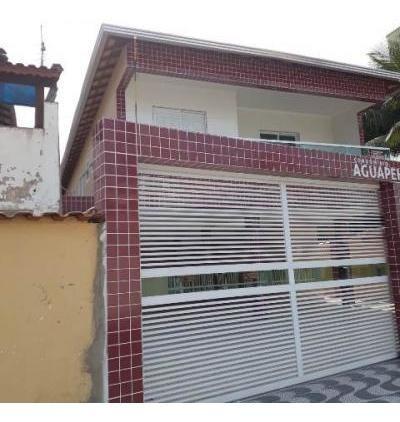 7918   Casa Lado Praia Com 2 Quartos Em Itanhaém/sp.