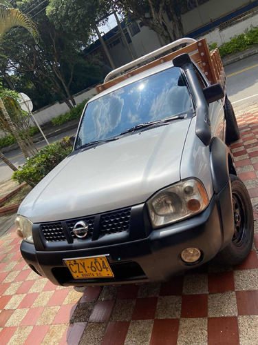 Nissan Frontier 2009 3.0 Std Chasis
