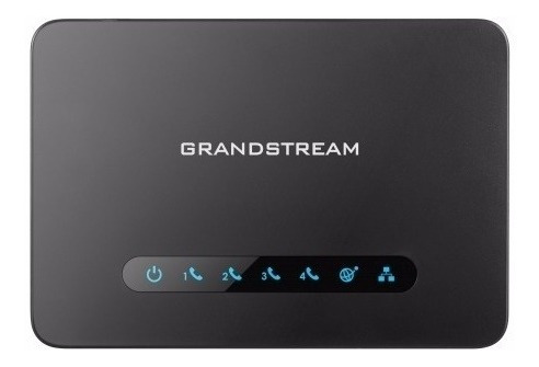 Gateway Ip Grandstream Ht814 4fxs 4 Sip