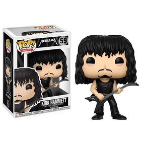 Funko Pop - Kirk Hammett - Metallica 59