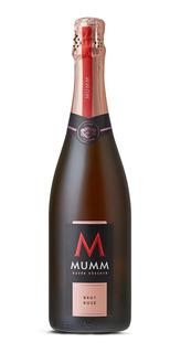 Mumm Cuvee Reserve Brut Rosé Botella De 750 Ml