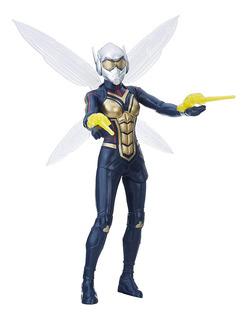 Hasbro Figura De Accion La Avispa Marvel Wasp 30cms