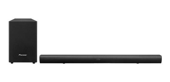 Barra De Sonido Pioneer Sbx-101 Con Subwoofer Inalámbrico