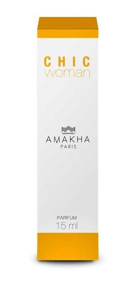 Perfume Feminino De Bolso Chic Woman Amakha Paris