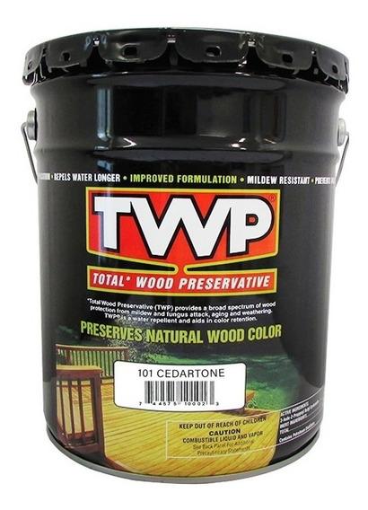 Twp101 Cedartone Aceite P/madera, Pérgola, Deck, Duela 5 Gal