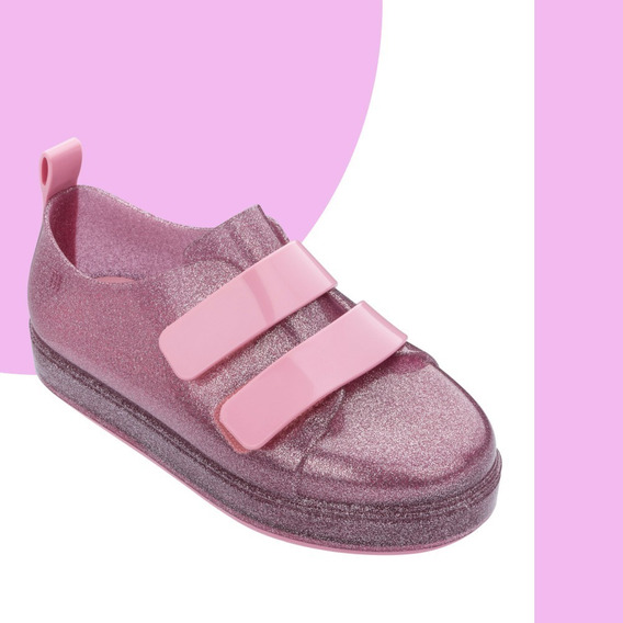 Melissa Mel Go Sneaker - Original