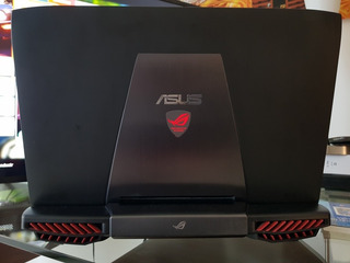 Laptop Asus Rog Republic Of Gamers Gt751j 32gb Ram I7 Nvidia