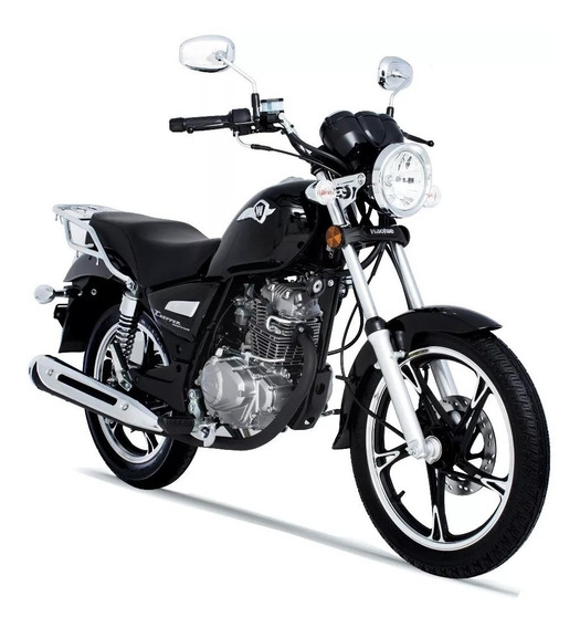 Dafra Horizon 150 - Suzuki Chopper Road 150 - Jaqueline